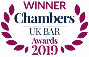 Chambers and Partners Awards 2019 - Winner