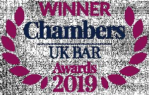 Chambers and Partners Awards 2019 - Winner