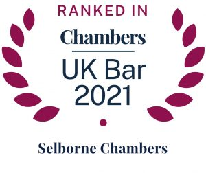 Chambers and Partners, 2021